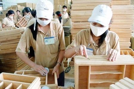 Gỗ và sản phẩm gỗ xuất khẩu cán mốc 4 tỉ USD sau 5 tháng