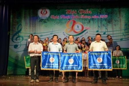 Công ty mẹ Tập đoàn giải nhất Hội diễn Khu vực IV