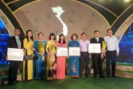 10 doanh nghiệp thuộc VRG được công bố là Doanh nghiệp bền vững