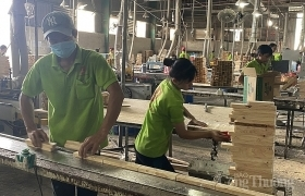 Xuất khẩu gỗ và sản phẩm gỗ những tháng cuối năm: Lo ngại tác động tiêu cực từ dịch Covid-19